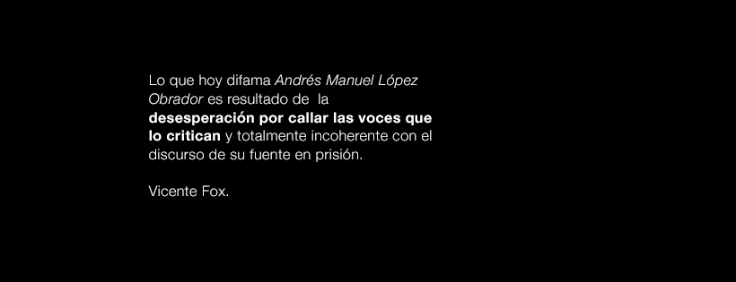 Frase Vicente Fox a AMLO.png