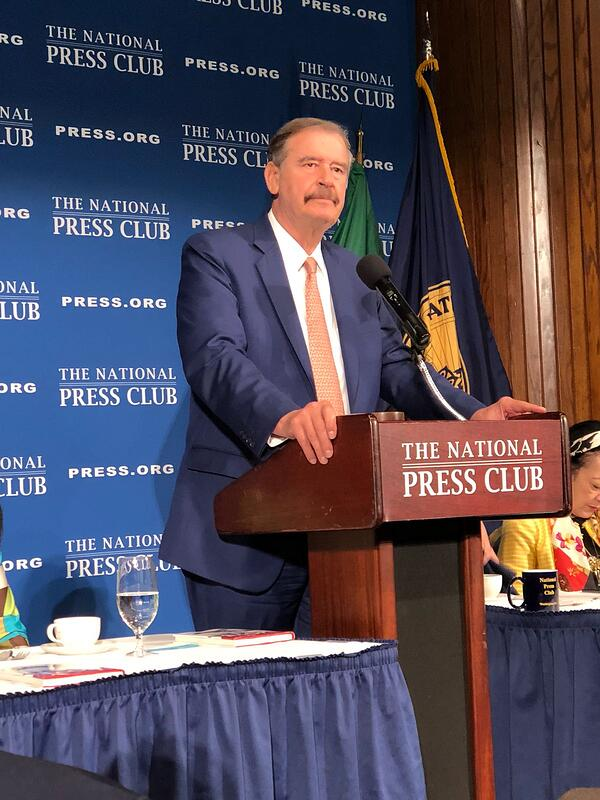 Vicente-Fox-National-Press-Club-2