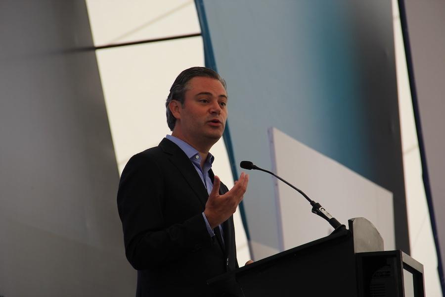 Aurelio Nuño en CITEK Forum