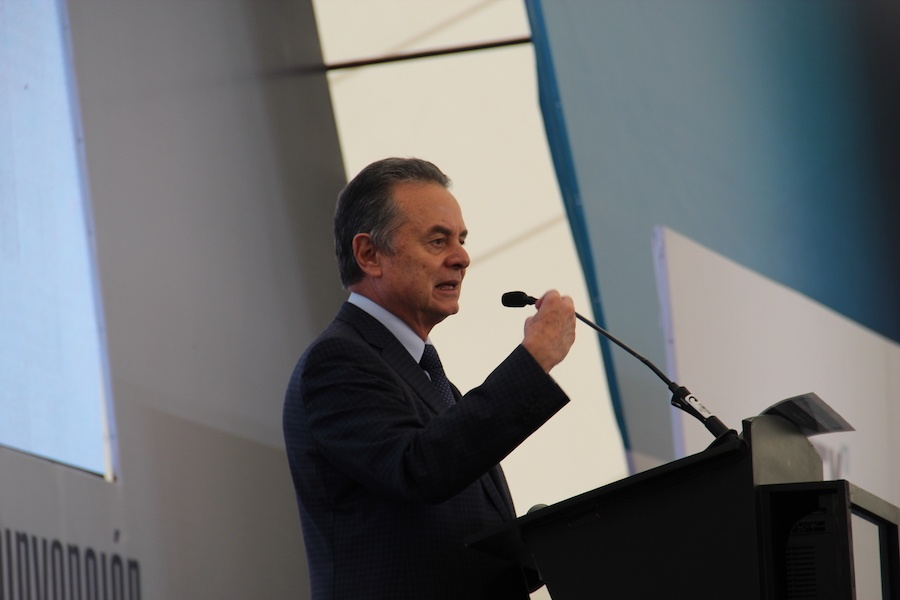 Pedro Joaquín Coldwell en CITEK Forum