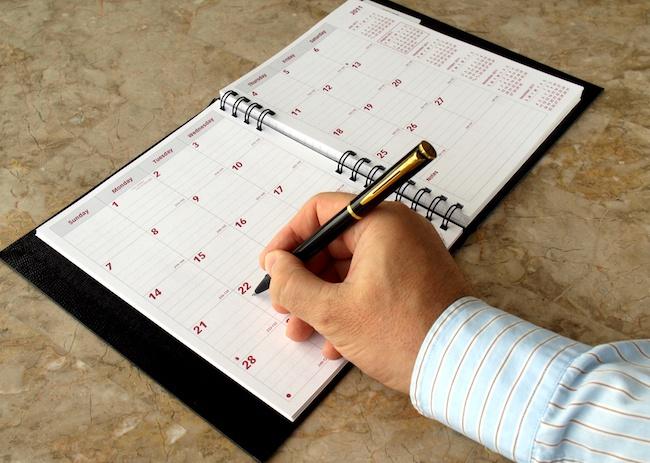 Lleva tu agenda al dia