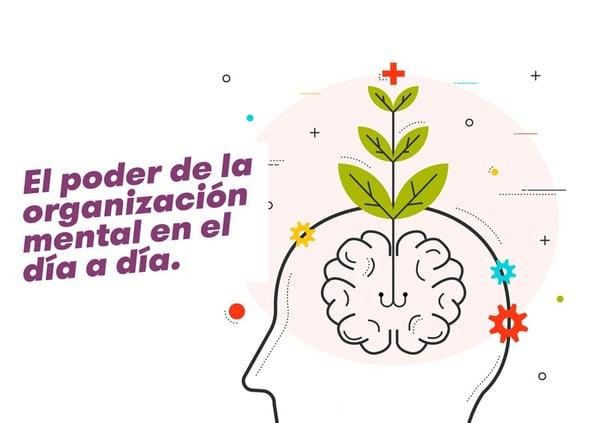 El poder de la organización mental en el día a día.