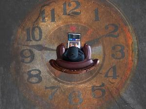 Para vencer el estrés, tu mejor aliado es el tiempo.