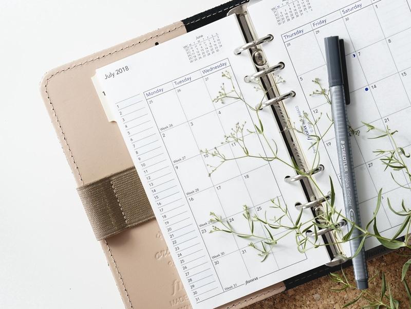 Vence el estrés creando una lista de lo que tienes que hacer en el día.
