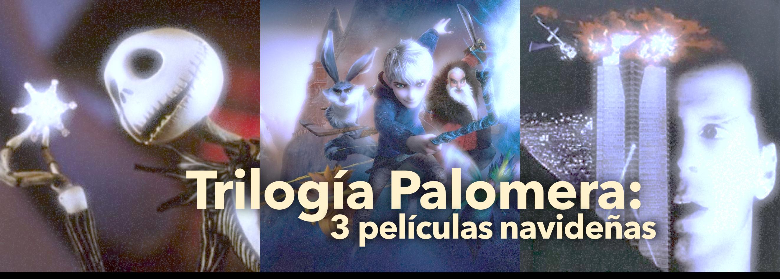 TRILOGÍA CINEMATOGRÁFICA 11 - Navidad