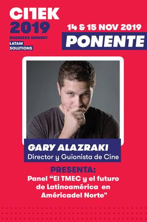 GARY ALAZRAKI